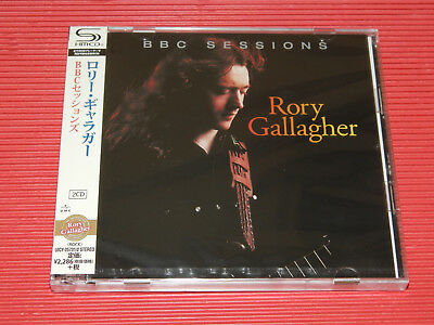 2018 JAPAN 2 SHM CD RORY GALLAGHER BBC Sessions