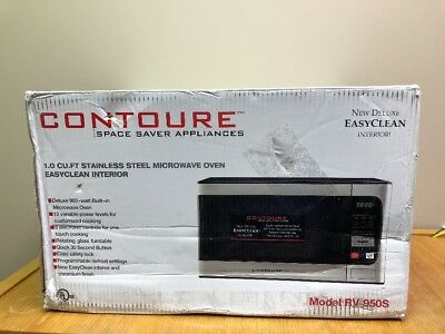 Contoure Rv 950s 1 0 Cu Ft Ss Microwave Oven