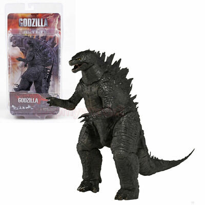 """NECA Godzilla 2014 Head To Tail 12"""" Action Figure Movie Toy Collection New Doll"""