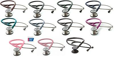 ADC Adscope 601 Convertible Cardiology Stethoscope 11 COLOR CHOICE