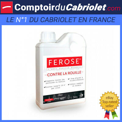 FEROSE - Convertisseur de Rouille 500ml