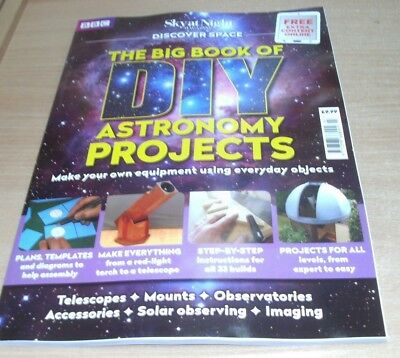 BBC Sky at Night magazine Discover Space Big Book of DIY Astronomy Projects