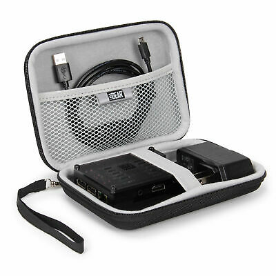 Raspberry Pi 3 Travel Case - Carrying Case for Model B Motherboard with Strap