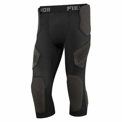 Icon Field Armor Compression Armoured Motorcycle Under Pants With D3O Protectors