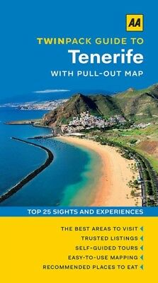 AA Twinpack Guide to Tenerife (Travel Guide) (AA Twinpack Guides)...