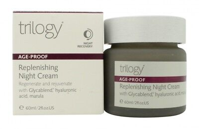 Trilogy Age-Proof Replenishing Night Cream - Women's For Her. New