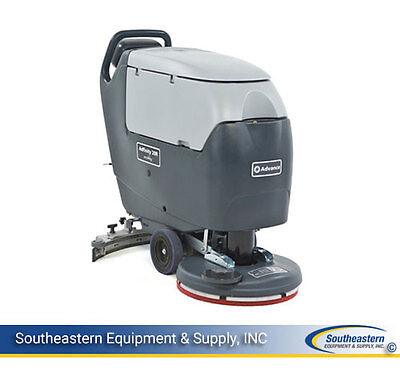 "Reconditioned Advance Adfinity X20R REV Floor Scrubber 20"" Traction Drive"