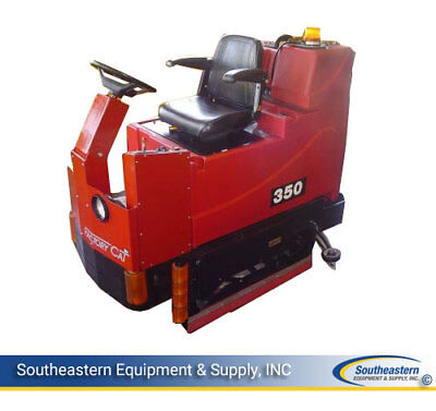 Reconditioned Factory Cat 350 Rider Floor Scrubber