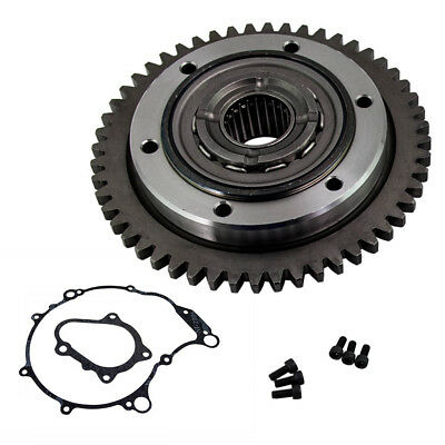 For Yamaha Raptor 660R Starter Clutch One-Way Bearing Gear Kit 2001-2003 2002