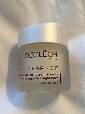 Decleor 15ml Aroma Night Neroli Essential Night Balm