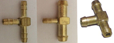 Brass T-Fitting laiton - Primer - Fuel line - Hot Products - jetski - PWC