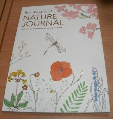 Breathe magazine Special Nature Journal Creative Ways connect with Natural World