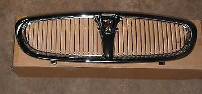 Rover 25 Radiator Grille Bright/Chrome Part Number DHB102550MMM Genuine Rover