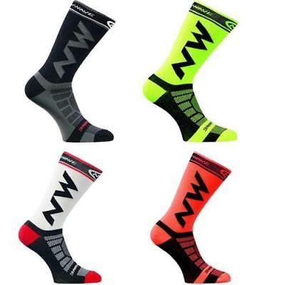 Calcetines Ciclismo Color A Elegir Mtb O Carretera  // Cycling Road Bike Nw R