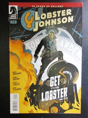 Lobster Johnson # 1 - Dark Horse - COMICS # 6E55