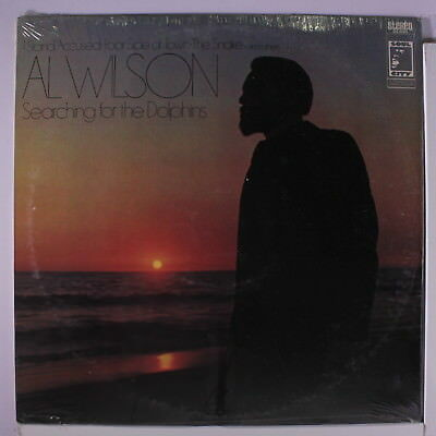 AL WILSON: Searching For The Dolphins LP Sealed Soul