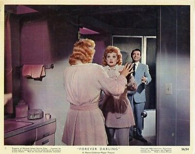 Lucille Ball Forever Darling Original 1956 Mgm Movie Photo