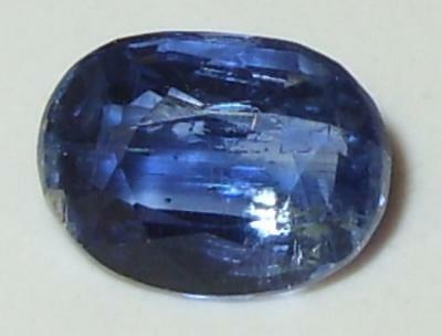 2.50ct Beautiful Color Quality Nepal Blue Kyanite Oval Cut 9x7mm SPECIAL