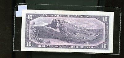 1954 Bank of Canada $10 Devil's Face Coyne Towers EF or better BL3395