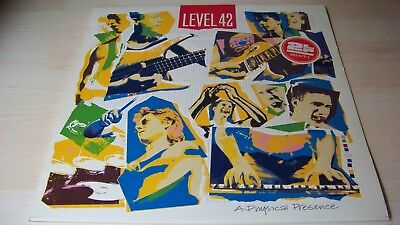 LEVEL 42 - A Physical Presence  2LP   Polydor 825 677-1  Germany