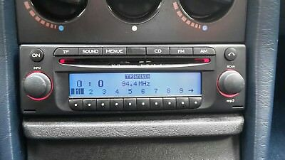 Ongebruikt AUTORADIO VW INDIVIDUAL Becker Monza 7899 CD-Player MP3 Autoradio ZW-59
