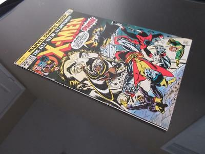 X-Men #94 MARVEL 1975 - 2nd app new X-Men - new X-Men series begins - Wolverine!