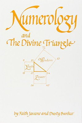 Bunker, Dusty-Numerology And The Divine Triangle  BOOK NEW