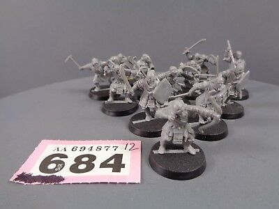 Warhammer Hobbit Lord Of The Rings Mordor Orcs Clearance 684