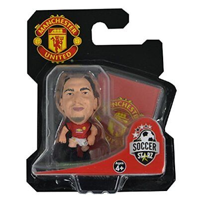 7723625f2 Figures-Soccerstarz - Man Utd Zlatan Ibrahimovic Home Kit (2018 Version) AC  NEW