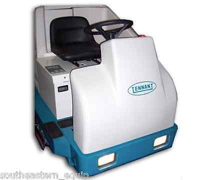 "Reconditioned Tennant 7200 36"" Disk Rider Floor Scrubber"