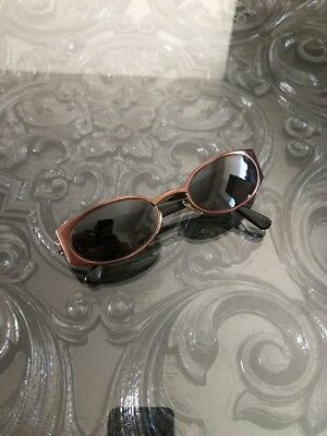 13ddbcdbfd95  RARE  Authentic Vintage Gianni Versace Sunglasses Italy MOD.X30 COL53M  Brown