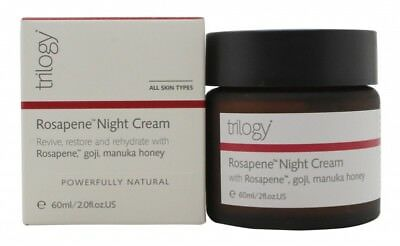 Trilogy Rosapene Night Cream - Women's For Her. New. Free Shipping