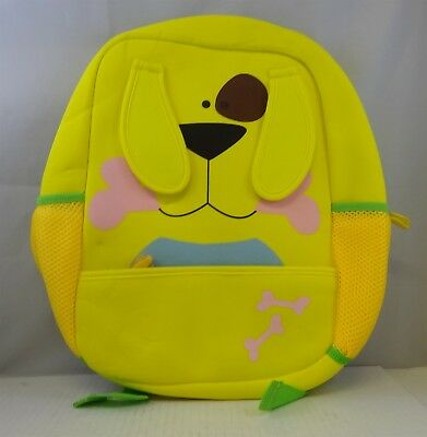 Puppy Toddler Backpack, Kids Book Bag for Children Ages 2 to 6