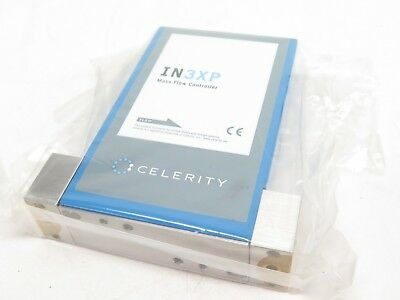 Celerity AAMGN9008 MFC IN3XP Mass Flow Controller - New