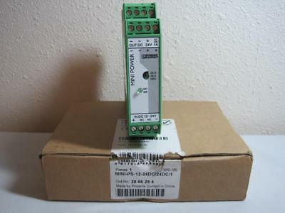 Phoenix Contact 2866284 Mini-Ps-12-24Dc/24Dc/1  New In Box