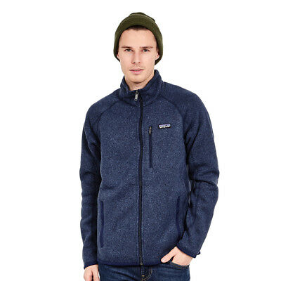 Patagonia - Better Sweater Jacket Classic Navy Sweatjacke