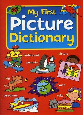 My First Picture Dictionary (Hardcover), Anna Award, 9781841358734