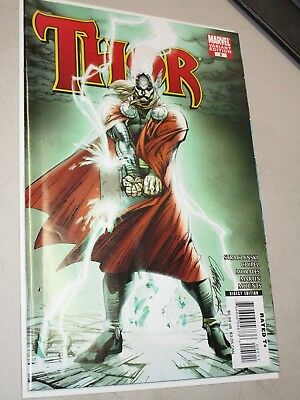 Thor #5 - Variant - Campbell Cover - (Grade 9.6+)