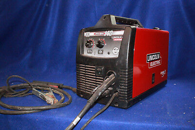 Lincoln Electric Weld Pak 140 Pro-Mig Wire Feed Welder