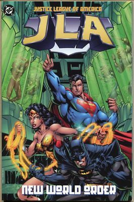 JLA: New World Order nn - VF/NM