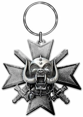 MOTÖRHEAD SCHLÜSSELANHÄNGER # 9 BAD MAGIC - METALL - KEYRING - 4x4cm
