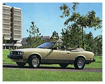 1981 Toyota Celica Sparlingco Convertible Factory Photo ca9007