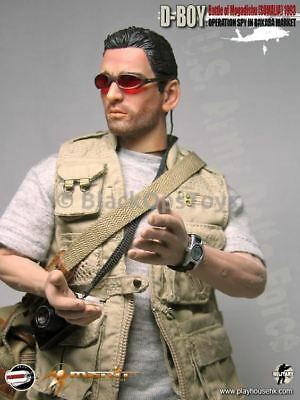 1 6 SCALE DELTA Force D-Boy Sniper Somalia Adidas GSG9 Foot Type ... bb10b147e