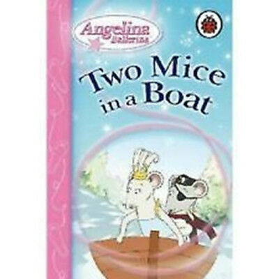 Ladybird Book Angelina Ballerina Two Mice in a Boat FREE POST DB