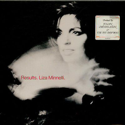 Liza Minnelli - Results (Vinyl LP - 1989 - EU - Original)