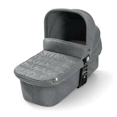 Baby Jogger City Tour LUX Foldable Carrycot (Slate) From Birth