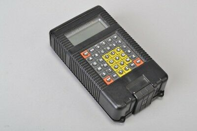 1990 Psion Organiser with Rubberised Military Case by SES Data Systems. ENQ