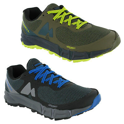 reputable site 4a3d1 ad4a2 Merrell Agility Charge Flex Mens Casual Comfy Lace Up Stylish Trainers  J37711