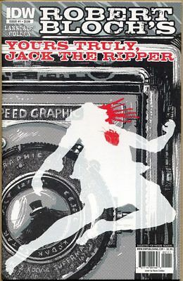 Yours Truly, Jack The Ripper #1 - NM