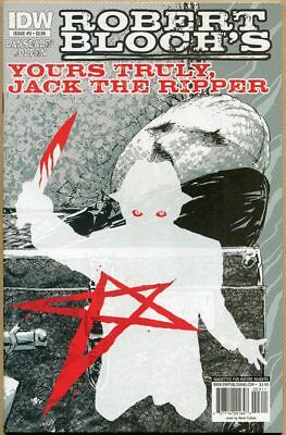 Yours Truly, Jack The Ripper #3 - NM